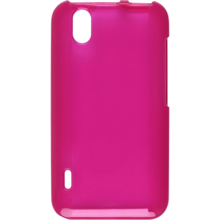 Wireless Solutions Dura-Gel Case for LG US855, AS855 - Plum Pink.