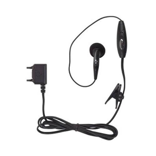Headset for Sony Ericsson W910i W950i W980i Z310a Z520 Z525 Z550 Z555 Z710 Z750a Z780a - Black