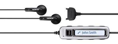 Nokia Display Headset