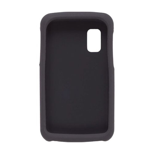 Wireless Solutions Silicone Gel Case for Samsung SGH-A257, SGH-A177 - Black