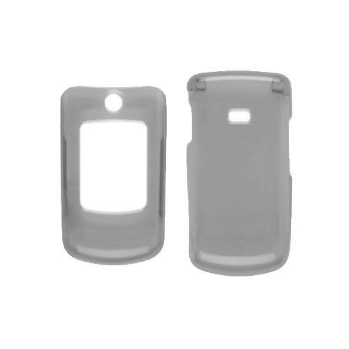 MetroPCS Snap-On Case for Samsung R250 (Translucent Smoke)