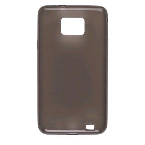 Wireless Solutions Dura-Gel TPU Skin Case for Samsung Galaxy S2 SGH-i777 - Smoke
