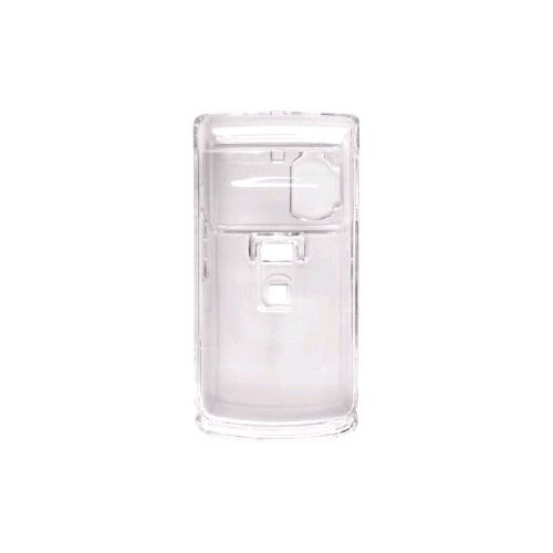 Wireless Solution - Snap-On Case for PCD Casio Exilim C721 - Clear