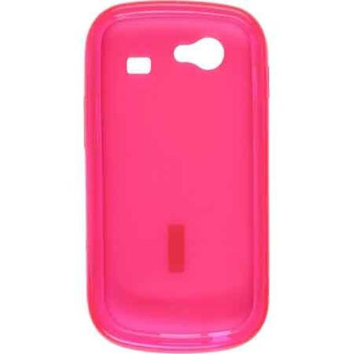 Wireless Solution Dura Gel Silicone Case for Samsung Nexus S GT-19020T - Pink