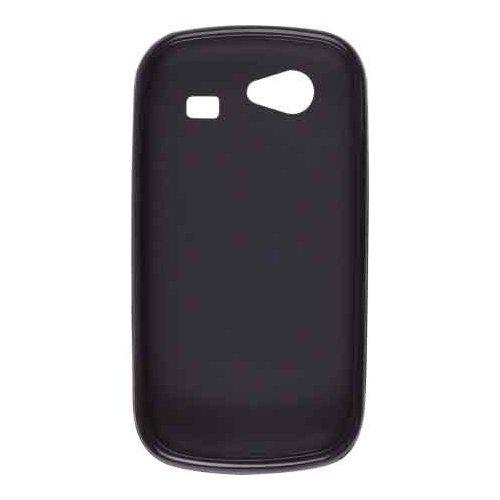 Wireless Solutions Dura-Gel Case for Samsung Nexus S 4G SPH-D720 (Black)