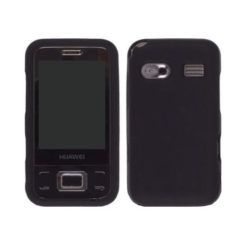 MetroPCS Silicone Case for Huawei M750 (Black)