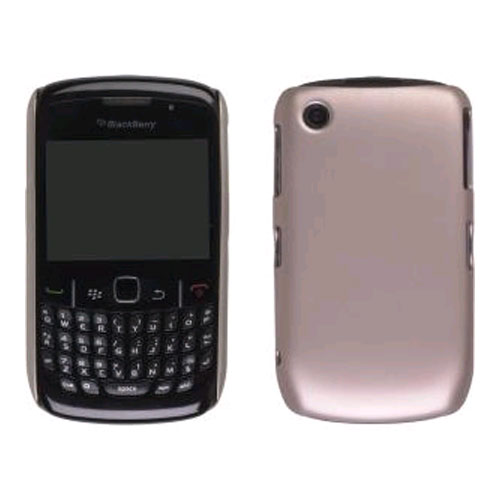 Wireless Solutions Color Click Case for BlackBerry 8520, 8530, 9300, 9330 - Champagne