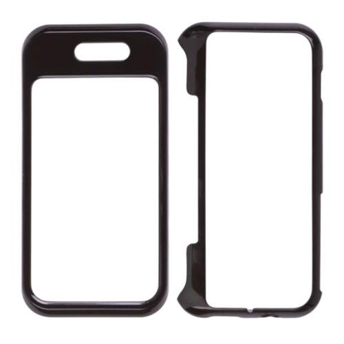 Wireless Solution UltraTHIN Snap-On Case for Motorola Backflip (Black)