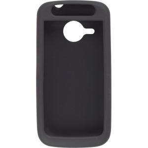 Silicone Gel Case for PCD Eris; HTC Droid Eris, Black