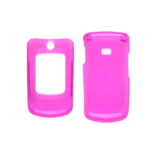 Metro PCS Snap-On Case for Samsung Contour SCH-R250, Dark Pink