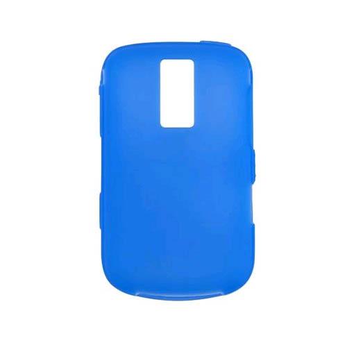 Wireless Solution Premium Gel Case for BlackBerry Bold 9000 (Blue)
