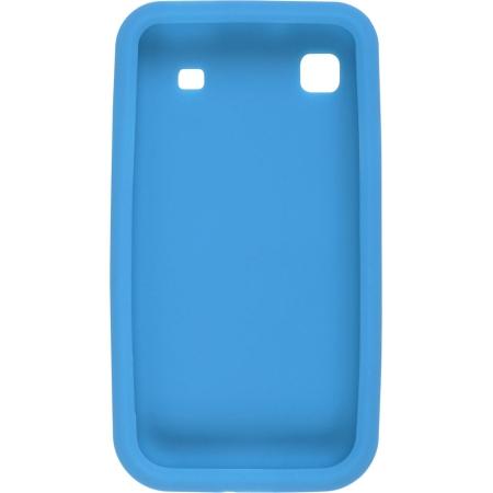 Wireless Solutions Silicone Gel Case for Samsung Galaxy S 4G T959 (Aqua Blue)