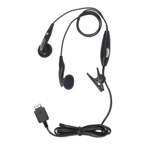 Wireless Solutions - Stereo Earbud Headset for LG CE110 CG180 CU575 CU720 Shine CU915 CU915 Vu CU920 CU920 Vu-TV TRAX