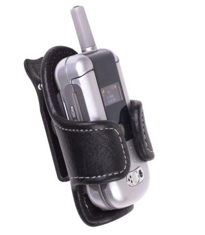 Wireless Solutions Universal Grip Holster for V810, E310, SE47 - Black