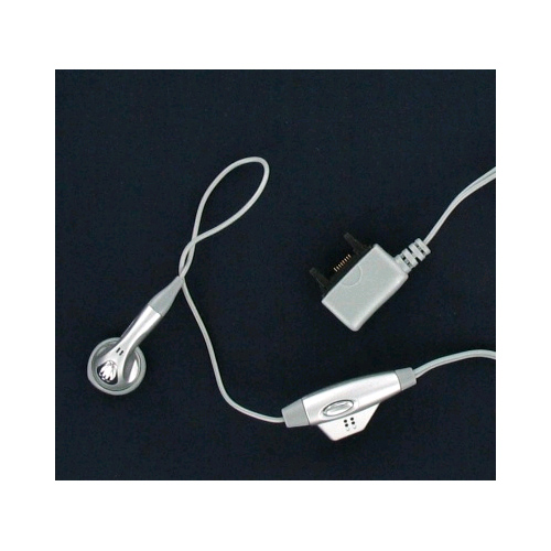 Headset for Sony Ericsson W580 W810 K790 M600 Z750 W610 W300i W610 - Gray
