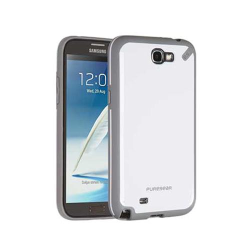 Puregear Slim Shell Case for Samsung Galaxy Note 2 (Vanilla Bean) - 60078PG