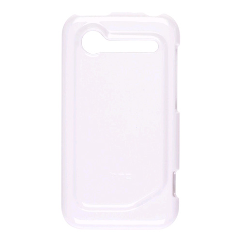 OEM HTC TPU Skin Case for HTC DROID Incredible 2 - White