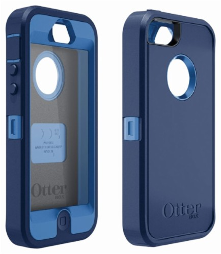 blue otterbox iphone 5s otterbox defender for apple iphone 5 5s sky 13683