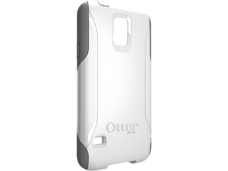 size 40 fad0b 9d8da Otterbox Commuter Case for Samsung Galaxy S5 - Glacier (White/Gunmetal Grey)