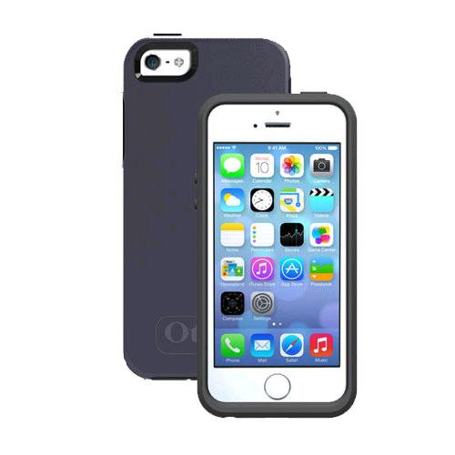 buy popular e70e5 8a43c OtterBox Symmetry Case for Apple iPhone 5/5S - Denim (Dusk Blue/Slate Gray)