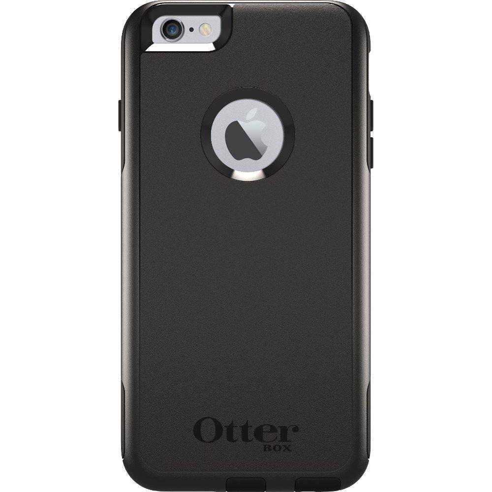 71283c7441 OtterBox Commuter Case for Apple iPhone 6 Plus, 6s Plus - Black