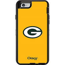 OtterBox Defender Case for Apple iPhone 6/6S - NFL Green Bay Packers