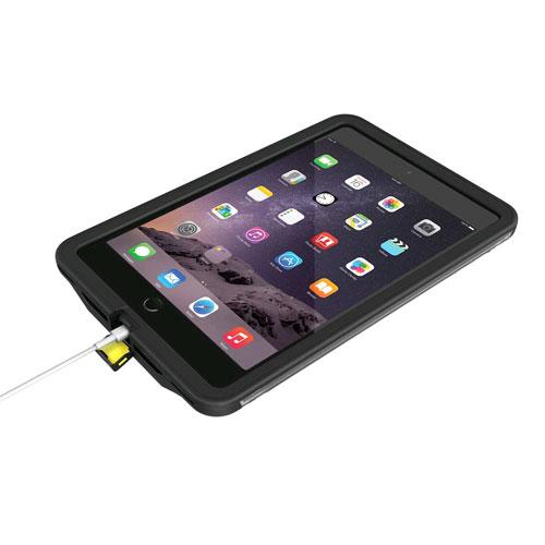 the best attitude c7287 94a36 LifeProof Fre Waterproof Case for Apple iPad Mini, iPad Mini 2, iPad Mini 3  - Black/Clear