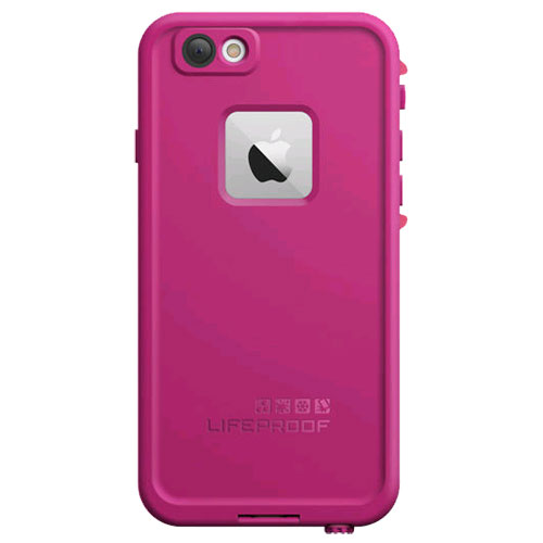 lifeproof fre iphone 6 pink