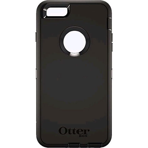 size 40 208bc d49a1 OtterBox Defender Case for Apple iPhone 6 Plus/6s Plus - Black/Black