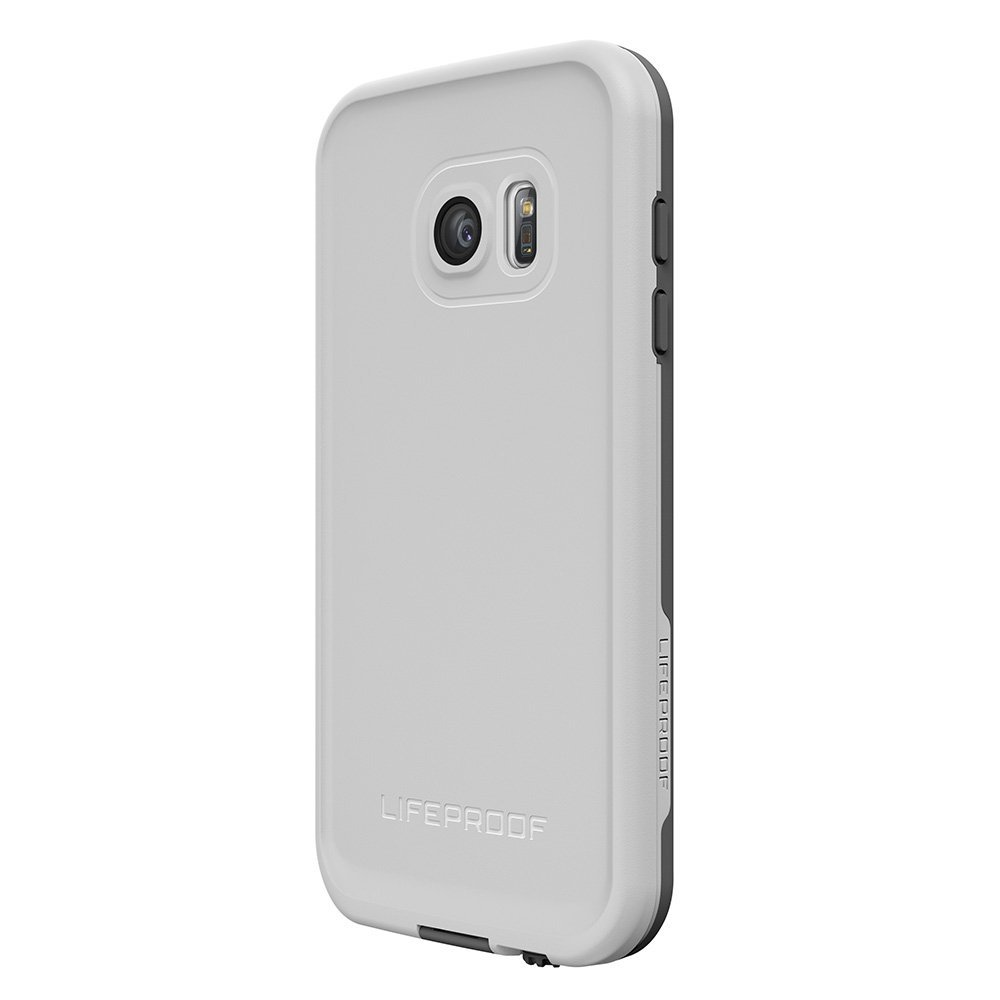 save off 50a4b 8d13f LifeProof Fre Waterproof Case for Samsung Galaxy S7 - Avalanche (BRIGHT  WHITE/COOL GRAY)