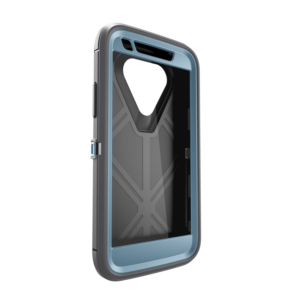 the best attitude 7a7cb b423b OtterBox Defender Case for LG G5 - Steel Berry (WHETSTONE BLUE/SLATE GREY)