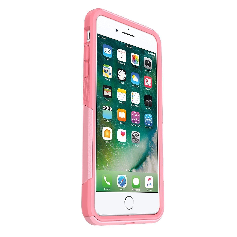 OtterBox Commuter Case for Apple iPhone 7 Plus - Rosemarine Way e0378e07e