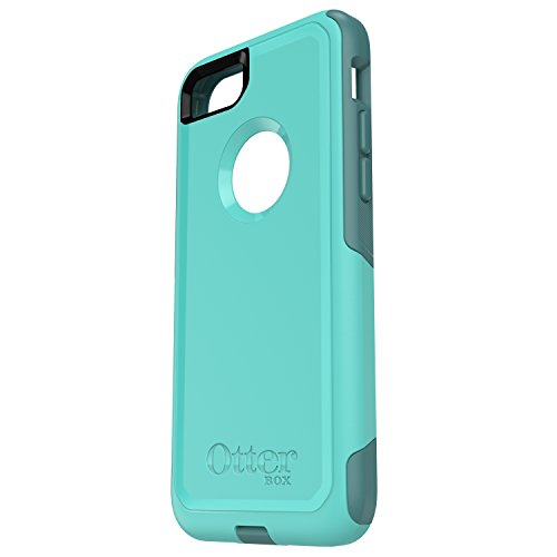 on sale b1aae 43783 OtterBox Commuter Case for Apple iPhone 7 Plus - Aqua Mint Way (AQUA  MINT/MOUNTAIN RANGE GREEN)