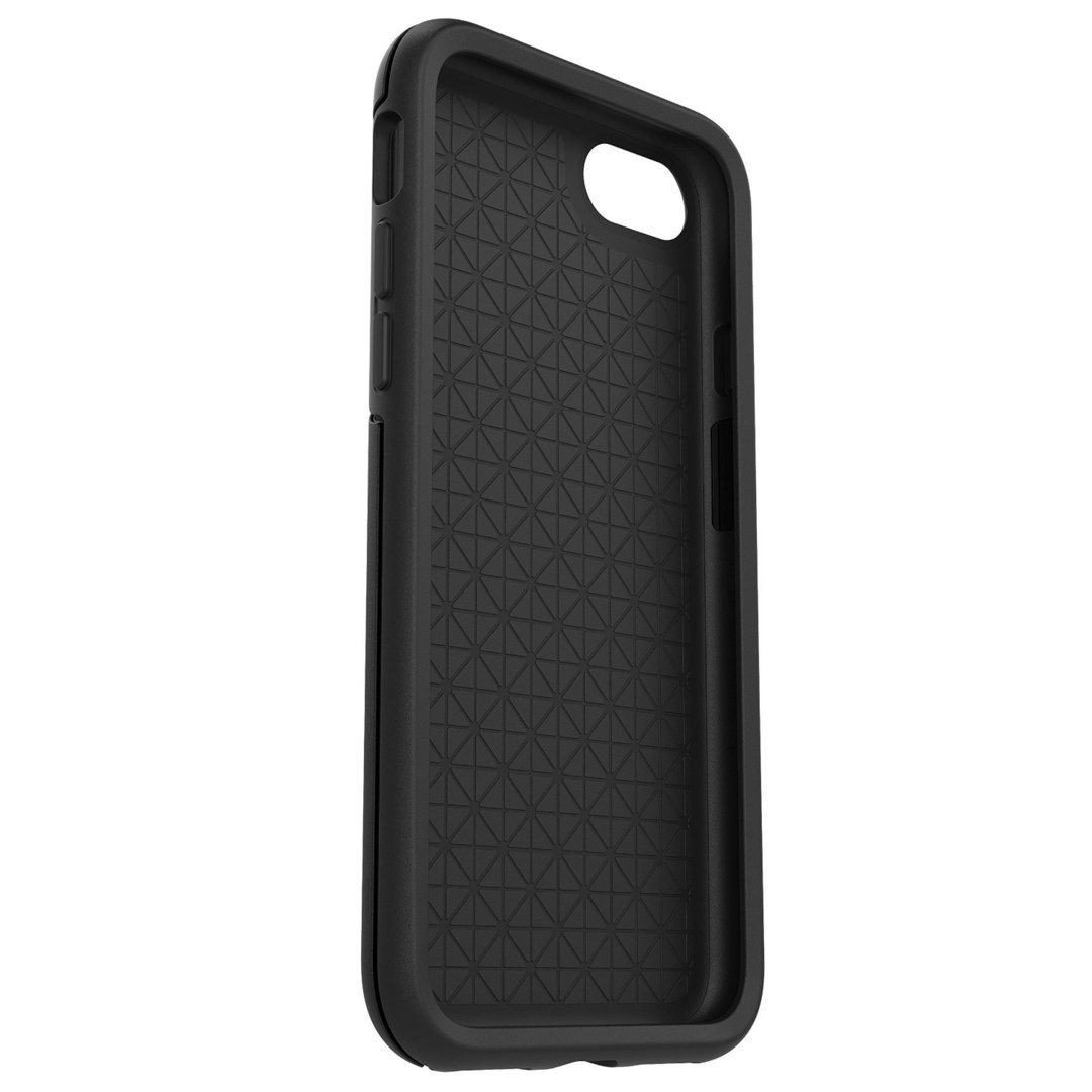 new concept c081c fa89e OtterBox Symmetry Case for Apple iPhone 8 Plus. iPhone 7 Plus - Black