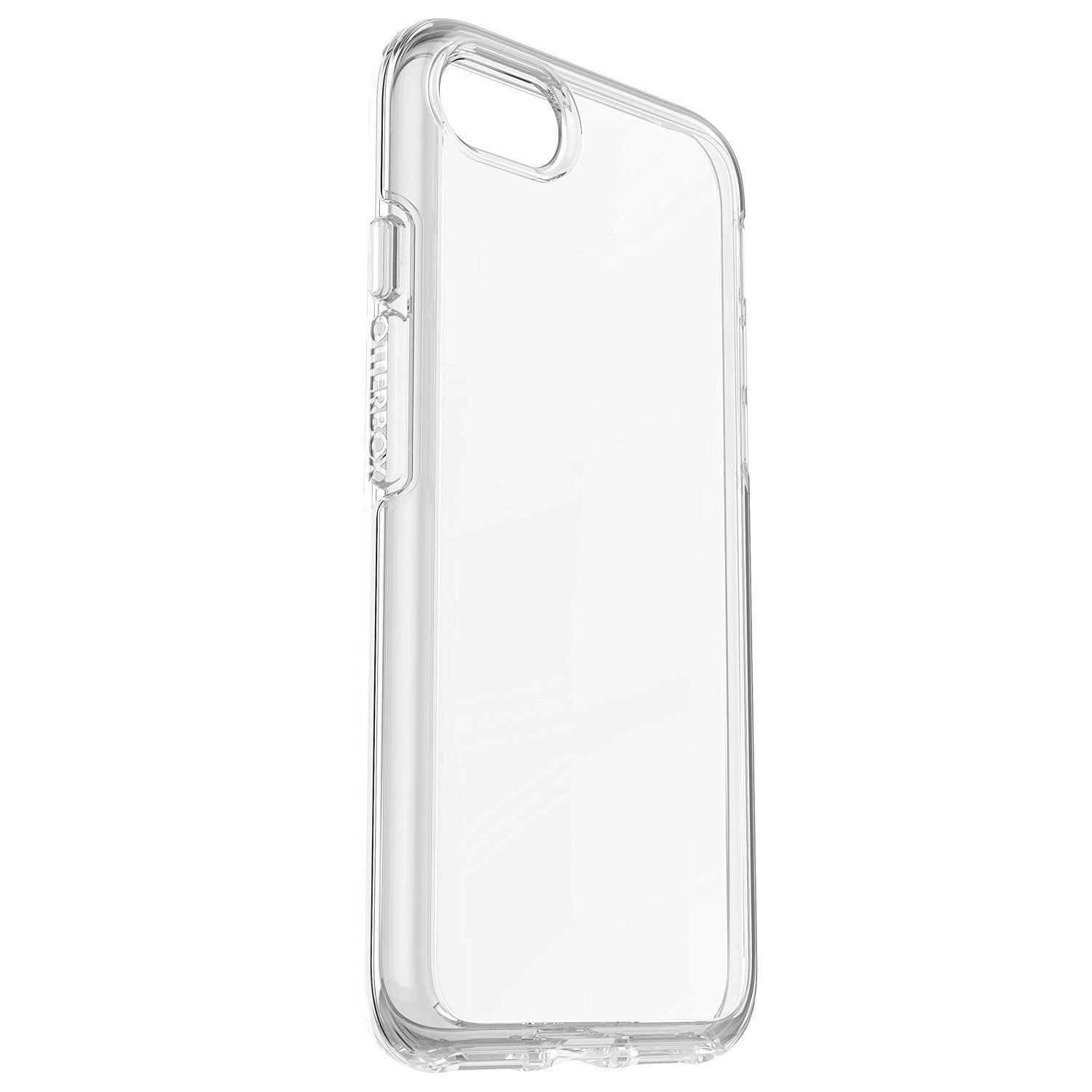 the latest cdcb6 f2093 OtterBox Symmetry Case for Apple iPhone 8 Plus, 7 Plus - Clear/Clear