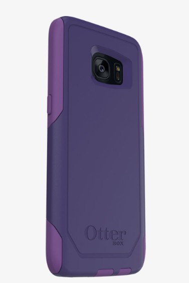 the best attitude 1e8fe b5890 OtterBox Commuter Case for Samsung Galaxy S7 Edge - Hopeline Purple