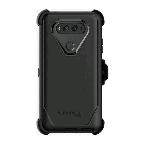 super popular 859b5 1933a OtterBox Defender Case for LG V20 - Black