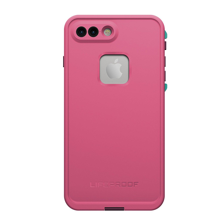 low priced 63170 a20df LifeProof Fre Waterproof Case for iPhone 7 Plus - Twilights Edge (GRAPE  RIOT/PLUM HAZE/LIGHT TEAL BLUE)
