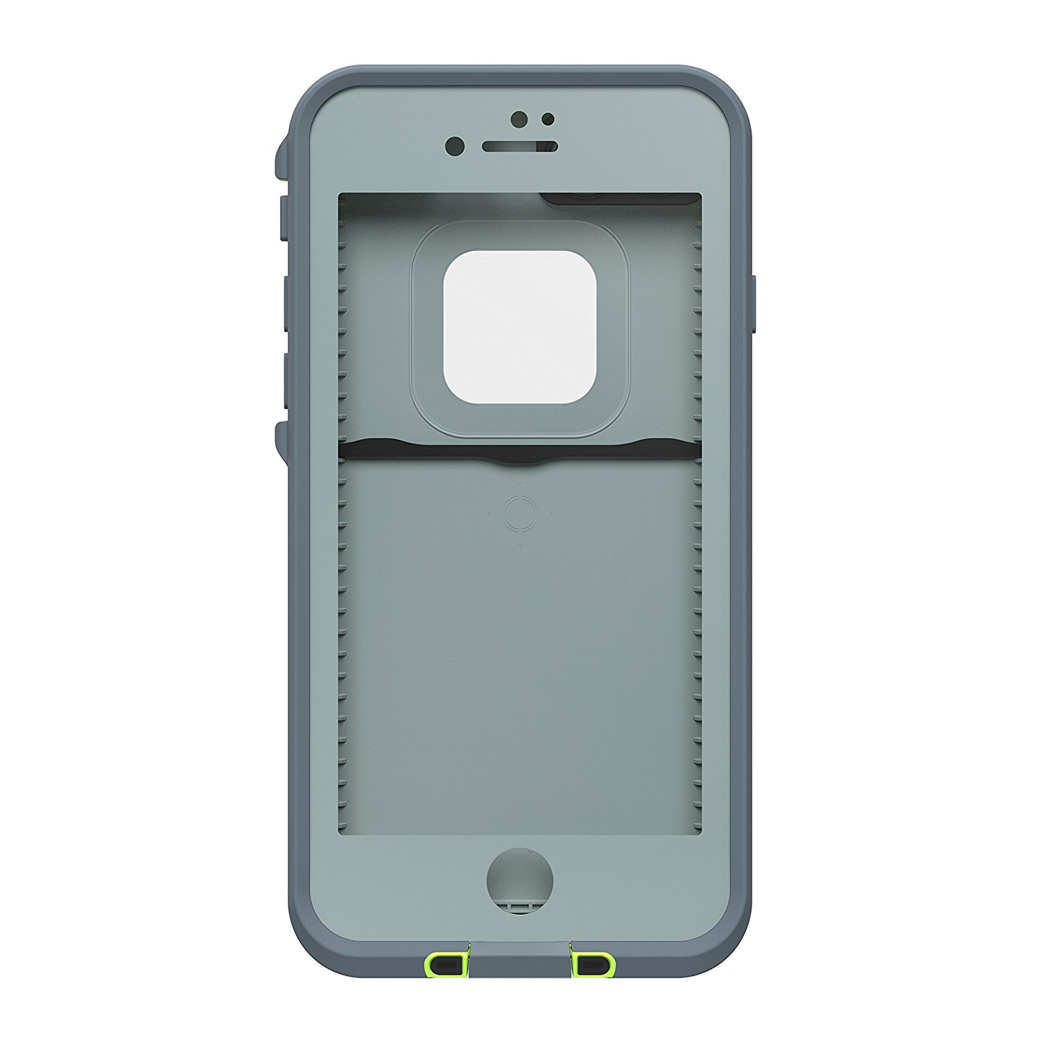 finest selection a34d8 9f7ff LifeProof fre Waterproof Case for Apple iPhone 8/7 - Drop In  (Abyss/Lime/Stormy Weather)