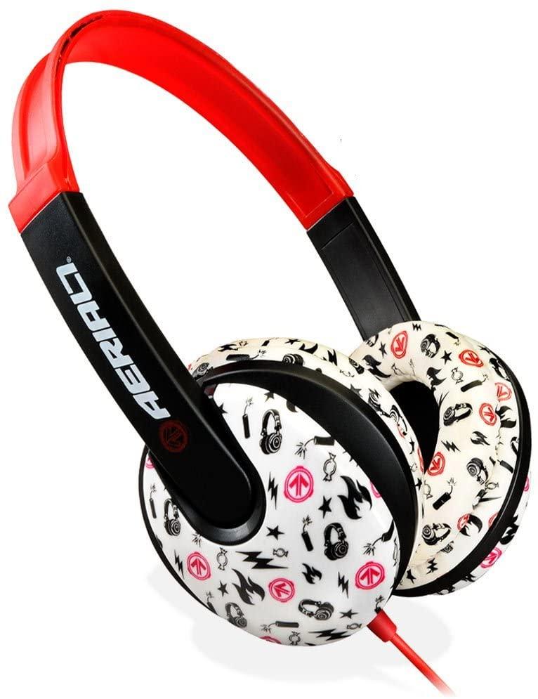 Aerial7 Arcade Asteroid Children's Headphones, Asteroid