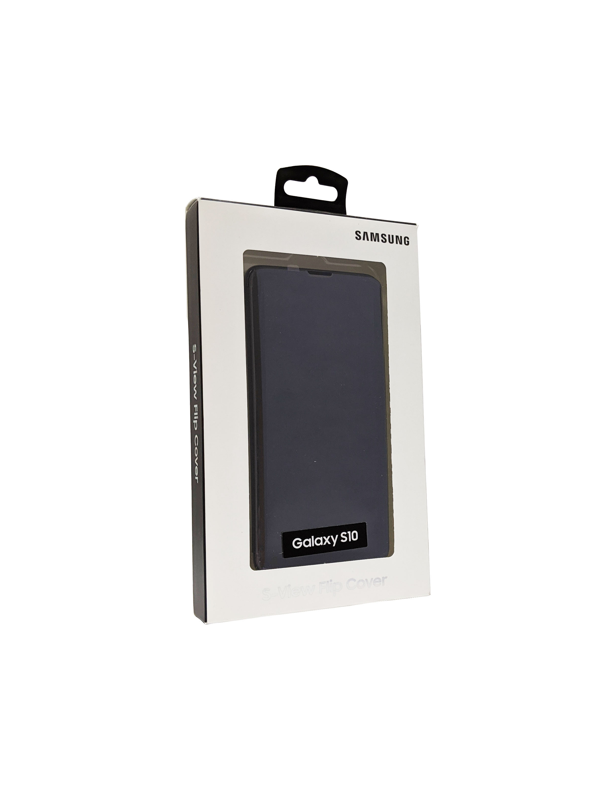 Samsung S-View Flip Cover for Samsung Galaxy S10 - Black