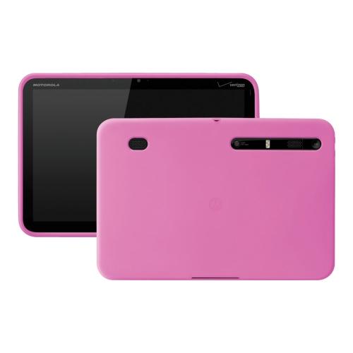 Motorola XOOM Silicone Gel Case 89478N (Pink)