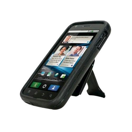 Body Glove Snap-on Case for Motorola Atrix 4G - Black