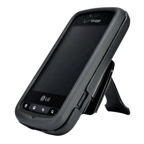 Body Glove Flex Snap-on Case for LG Enlighten VS700 - Black