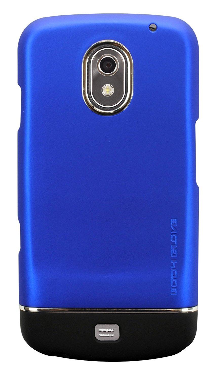 Body Glove Icon Case for Samsung I515 Galaxy NEXUS - Blue