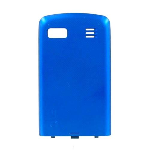 OEM LG Xenon GR500 Battery Door/Cover, Standard Size - Blue