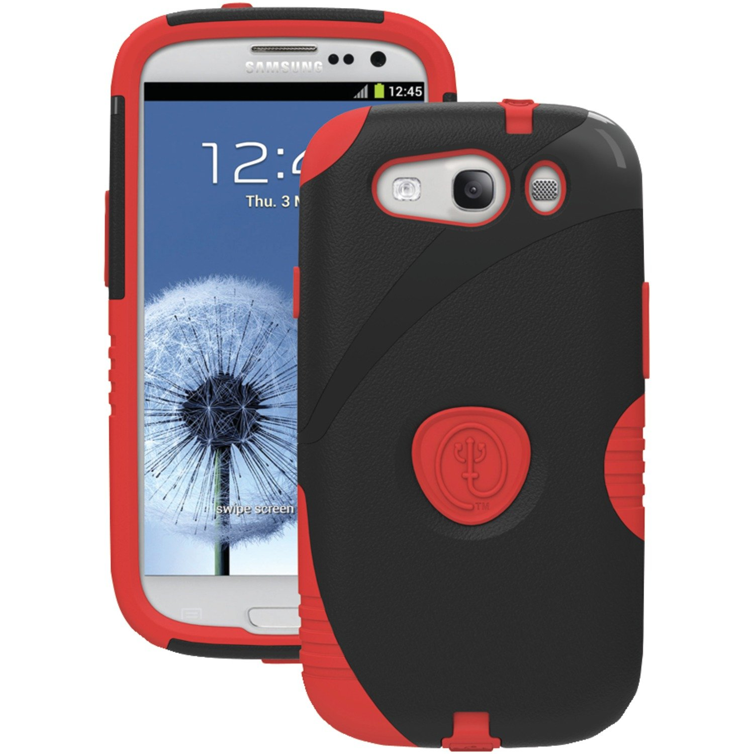 Trident AEGIS Case for Samsung Galaxy S3 i9300 - Red