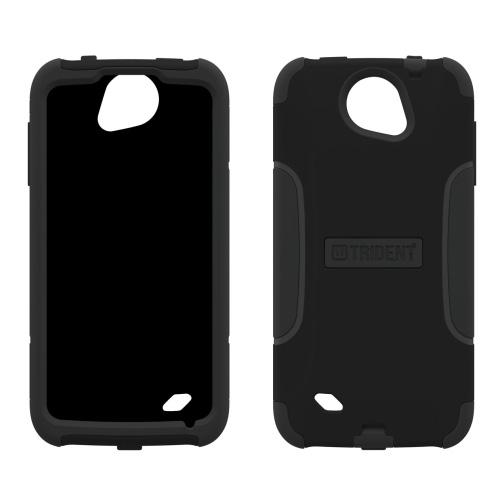 Trident Aegis Case for Unimax Kiwi MXE-675 (Black)