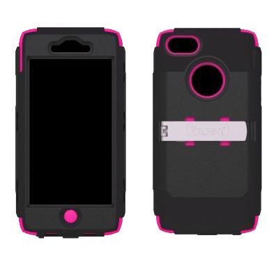 Trident Kraken AMS Case for Apple iPhone 5 (Black/Pink)