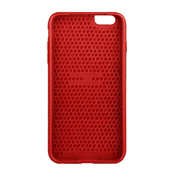 best service e6619 9e7e2 Evutec Karbon SI Series Case for Apple iPhone 6/6S - Brigandine  (Red/Burgundy)